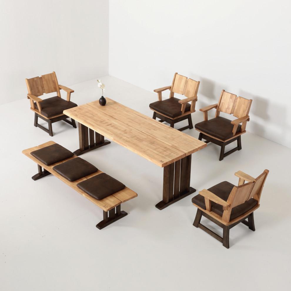 쿠시다 테이블 세트