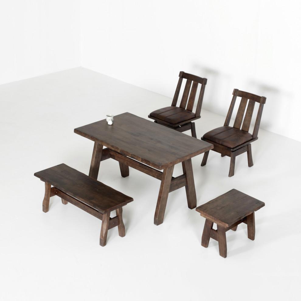 마사야 테이블 1200 세트