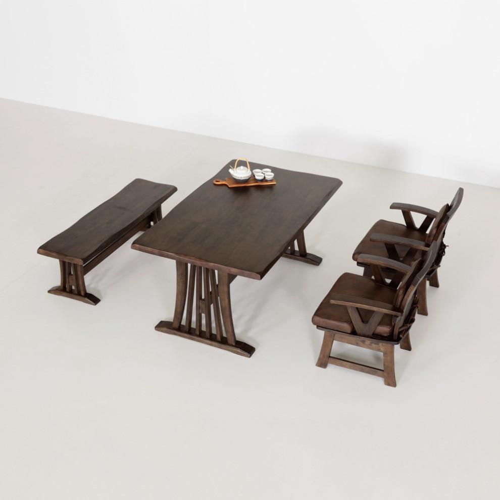 후코도 테이블 1500 세트