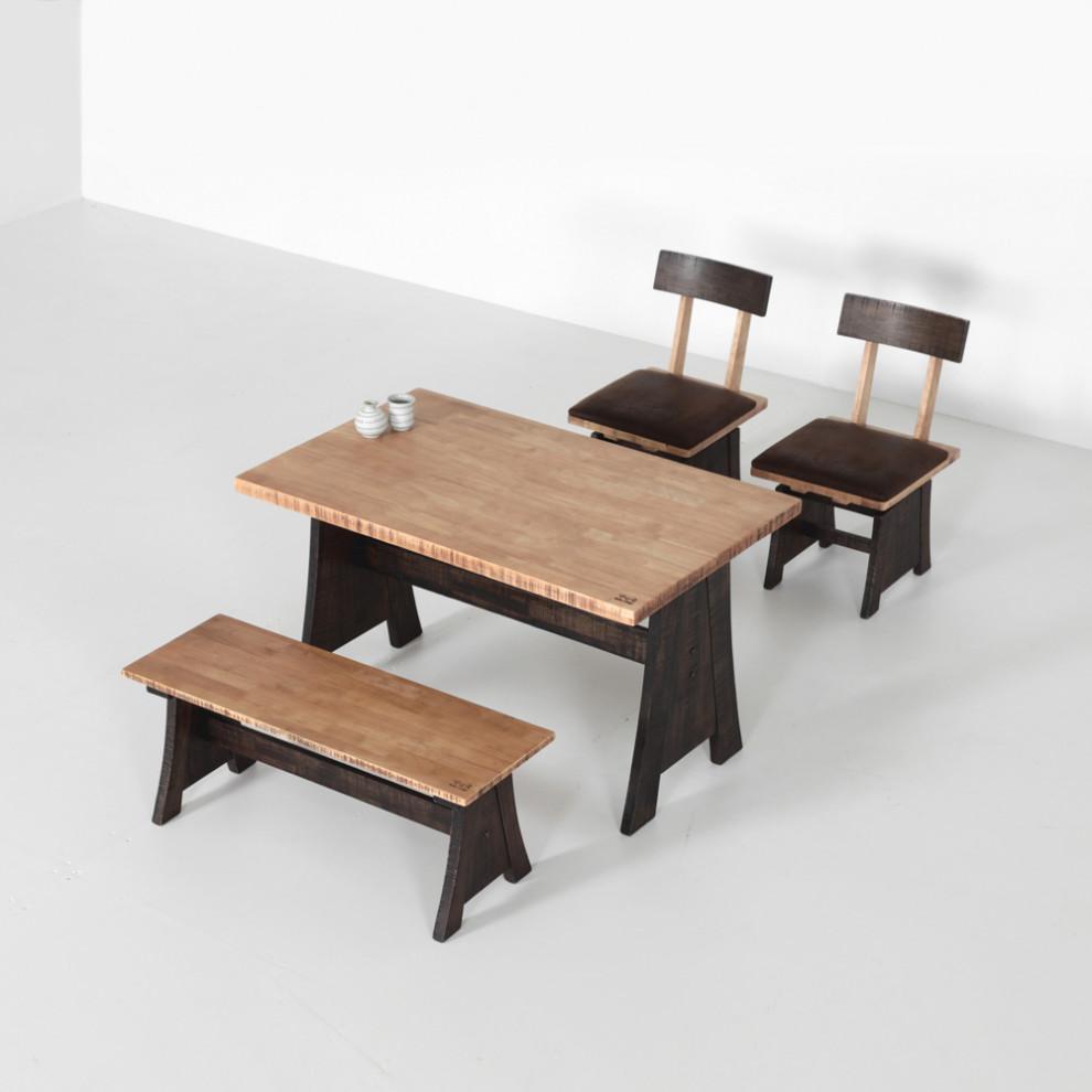 아사히 테이블 1200 세트