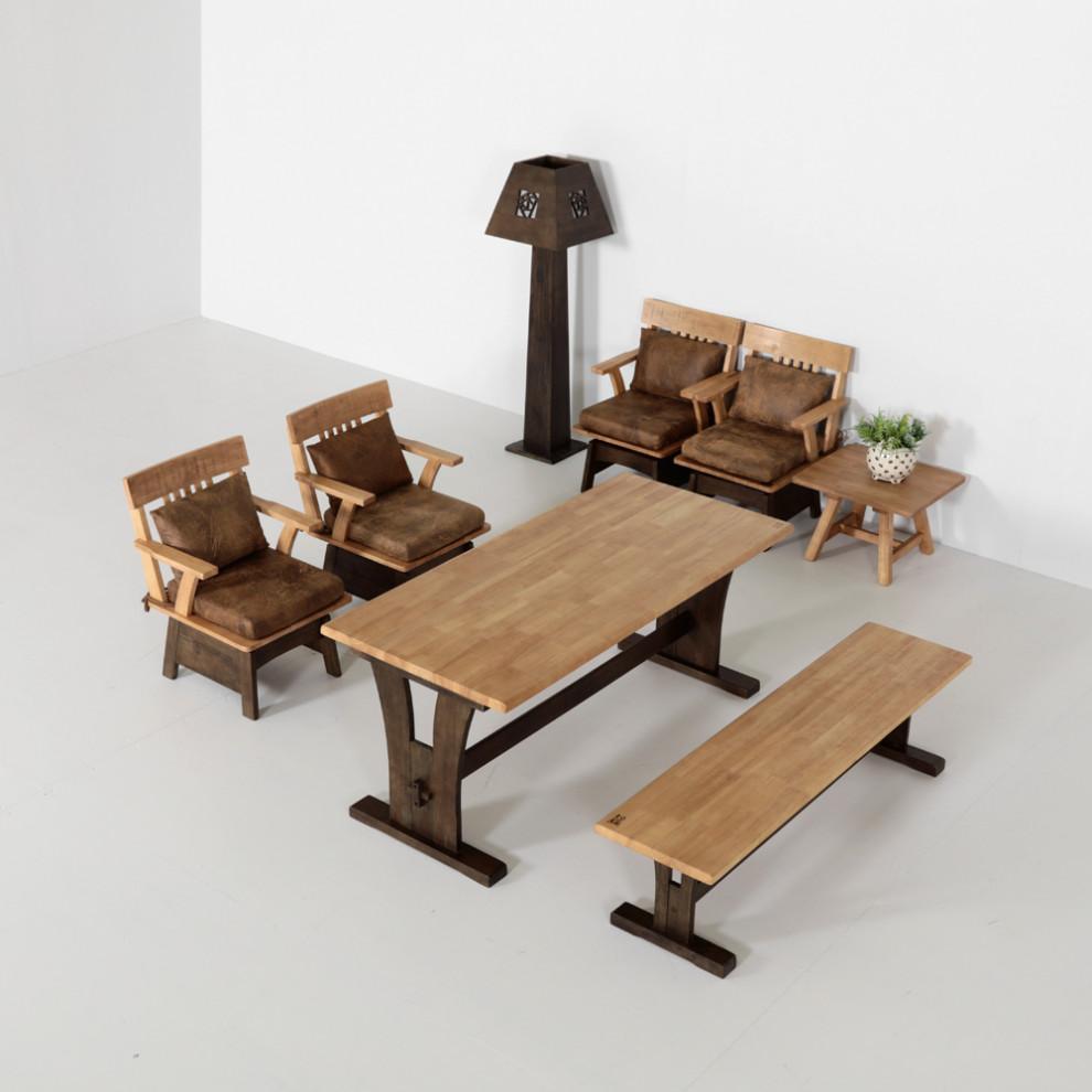 테도리 테이블 세트