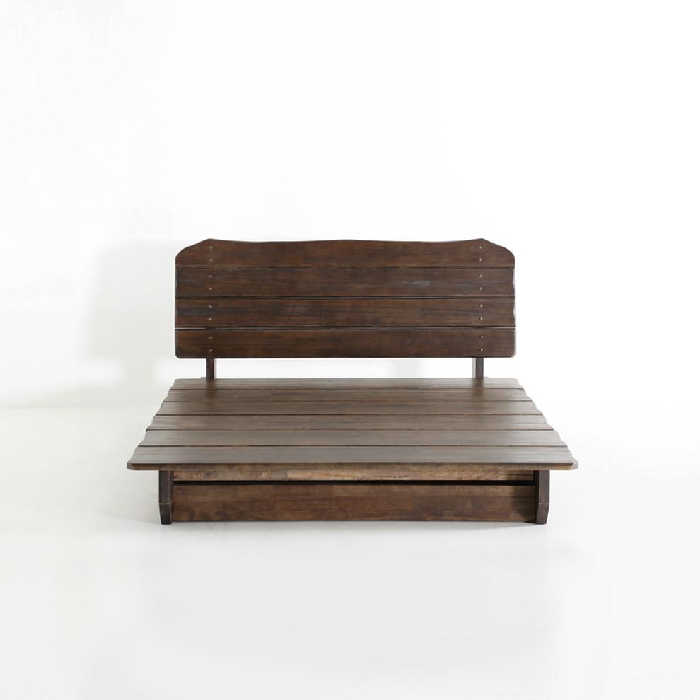 아키토 더블 침대