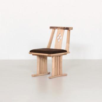 라모 사이드 의자