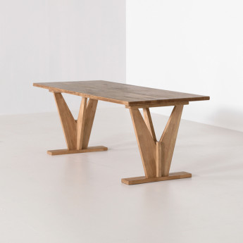 조이 1900 테이블(오렌지)